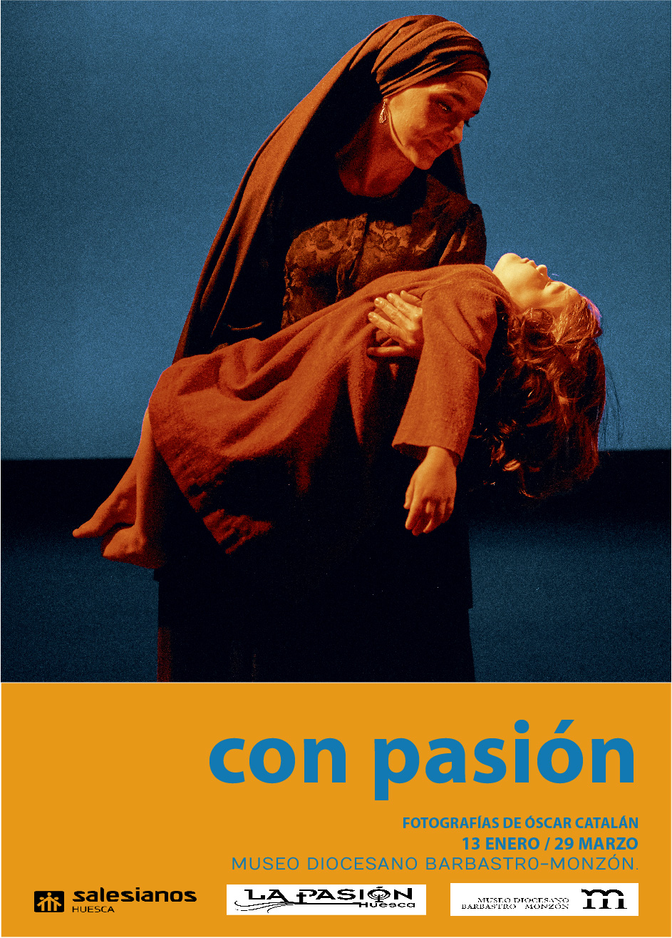CARTEL CON PASION BARBASTRO copia